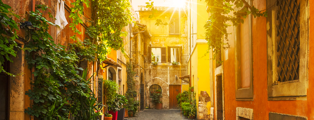 An Italian Stroll Is Turned Into Poetry and Music